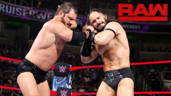 WWE Monday Night Raw 05/06/17