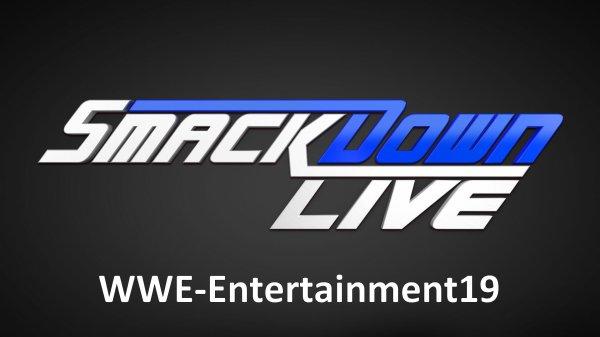 Smackdown Live du 9 juin 2017
