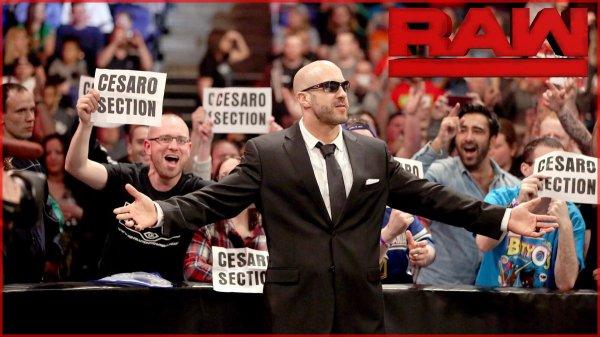 WWE Monday Night Raw 19/06/17