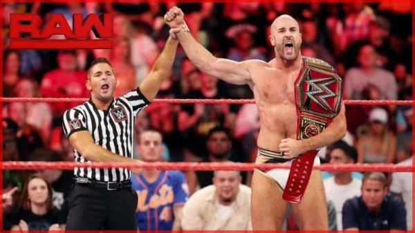 WWE Monday Night Raw 26/06/17
