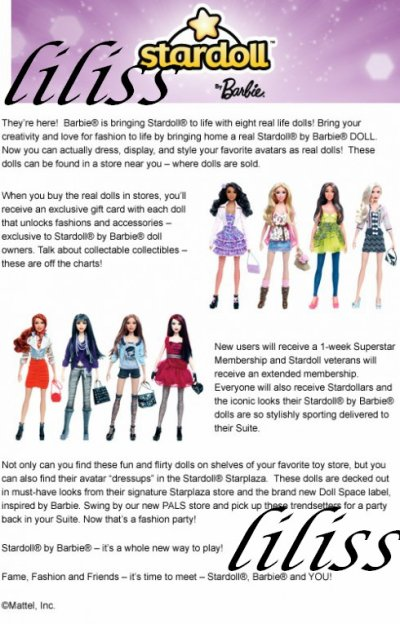 stardoll+barbie