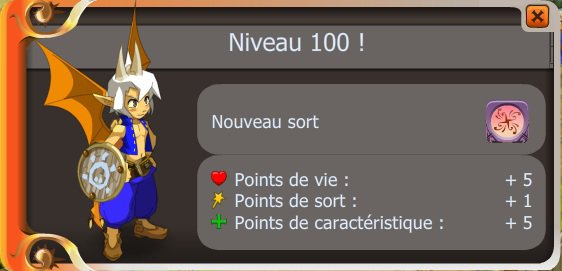 Nini up 100