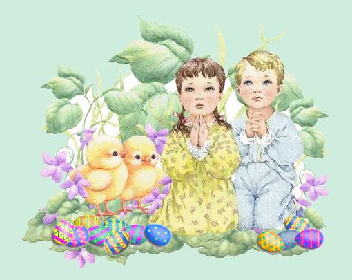Je pense a toi en ce jour de Pâques Je t'aime Simon et fais le message a grand-maman et grand-papa que je les aimes très fort Je t'envoie plein de Tendresse dans ton Paradis blanc bisous volants