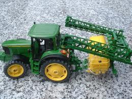 tracteur plus pulverisateur john deere