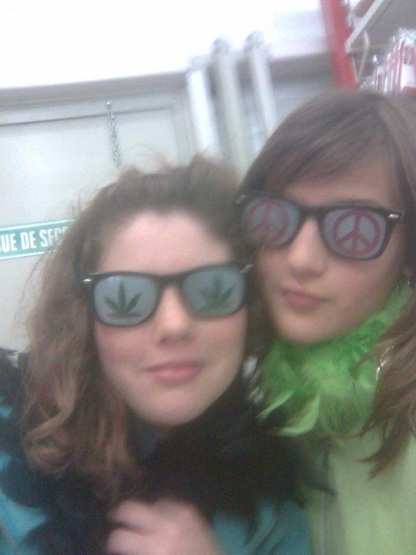 Louise & Mwa < 3