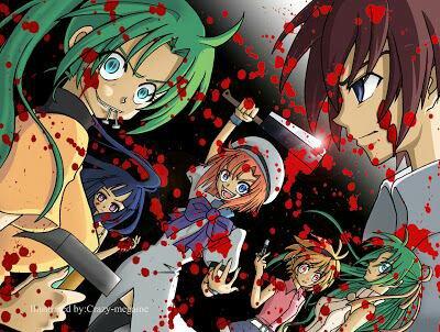 Manga n2 : Higurashi no naku koro ni