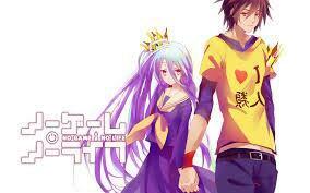 Manga n3: no game no live