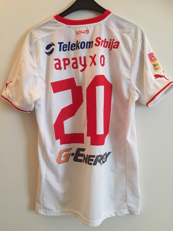 Etoile rouge belgrade maillot 2014 N.20
