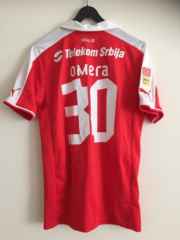 Red Star Belgrade Marakana Shirt Omega