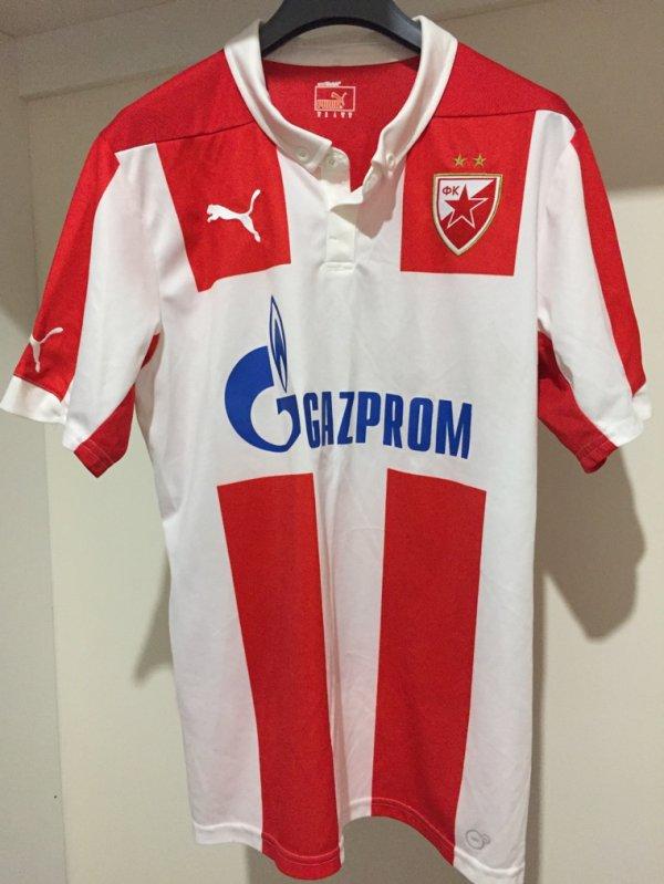 Crvena Zvezda Beograd Hugo front