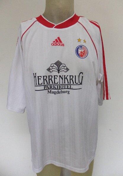 Crvena Zvezda Beograd Match Worn Leipzig 2004