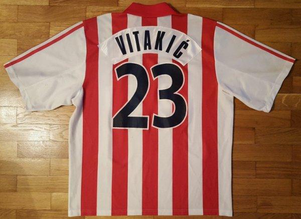 Red Star Belgrade Vitakic MW vs partizan no.23