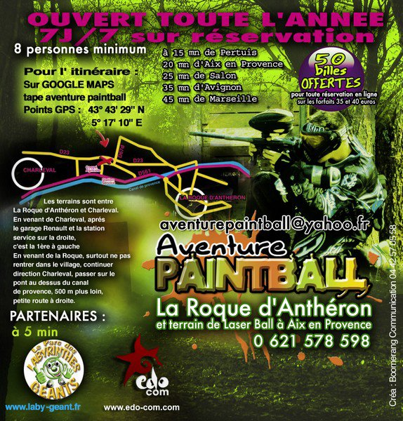 Mitraillette Paintball