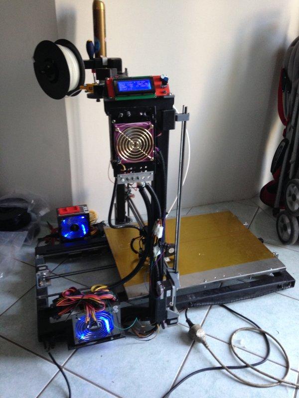 Pièces imprimante 3D