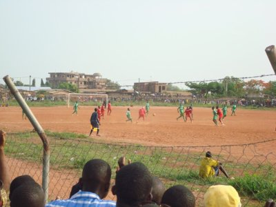 Bénin – Ligue 1: Un championnat   « pro », des stades amateurs