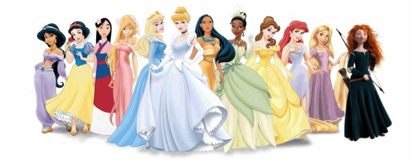 Ta princesse walt disney - Toutes les princesse disney ...