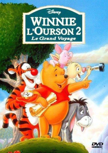 winnie l'ourson 1,2 / Les aventures de tigrou et Porcinet