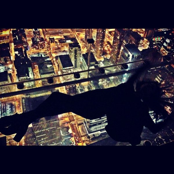 Chicago Night.