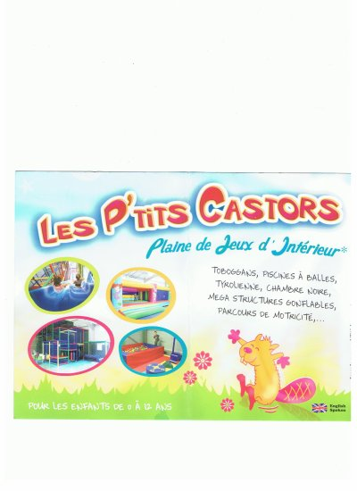 LES PTITS CASTORS(Bergerac)