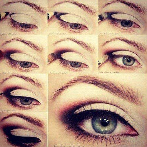 TUTORIAL - Make up I