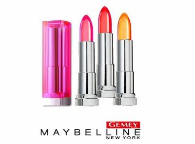 MAYBELINE - Rouge à lèvre translucide