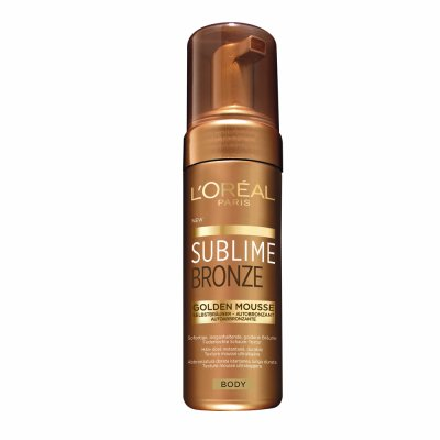 LOREAL - Sublime bronze golden mousse