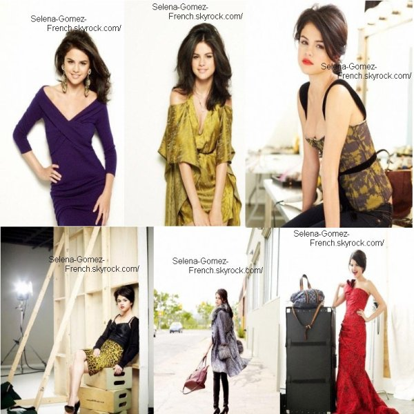 Selly : Canon pour Latina Magazine ! + Un Bonus