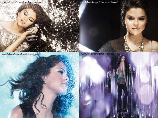 """Découvre le nouveau photoshoot de Selena pour son album : """" A Year  Without Rain """" !"""