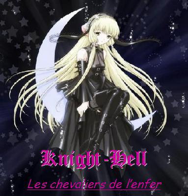 Knight-Hell _ Les chevaliers de l'enfer