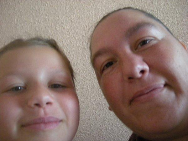 ma fille loana et moi