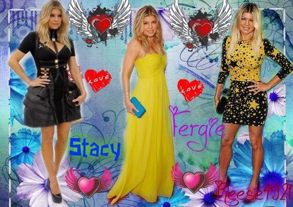 Fergie (l)