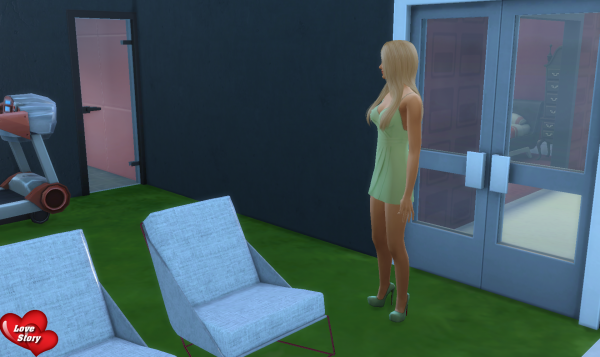 Love Story Sims - Prime 1 - Partie 2