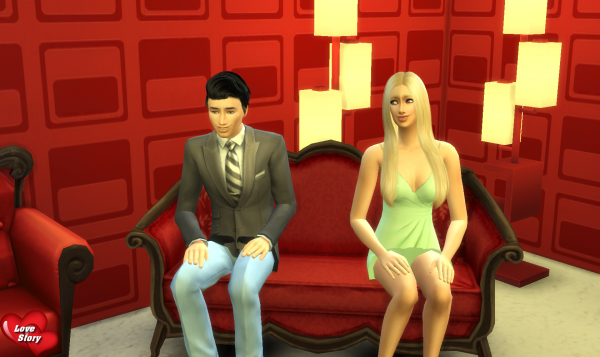 Love Story Sims - Prime 1 - Partie 3