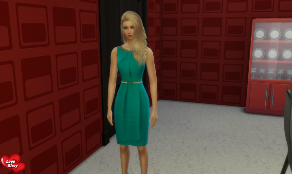 Love Story Sims - Prime 1 - Partie 6