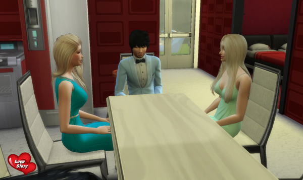Love Story Sims - Quotidienne 1 - Partie 1