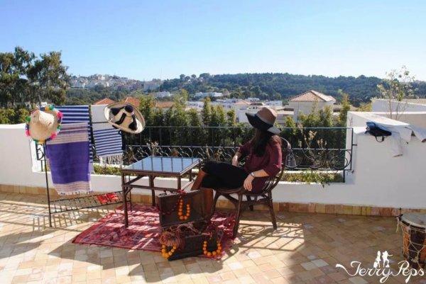 c'est pourquoi j'aime Tanger