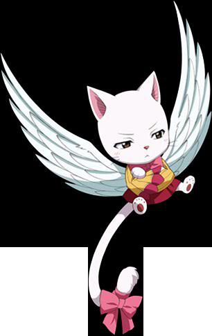 Les Exeeds de Fairy Tail