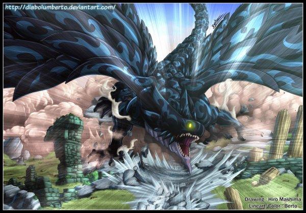 Le Dragon Acnologia
