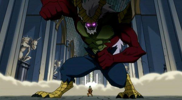 """Chapitre 9: """"Combats à la tour de l'enfer!"""""""