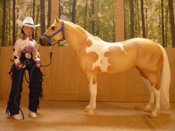 Les chevaux de Joyce - Deliah
