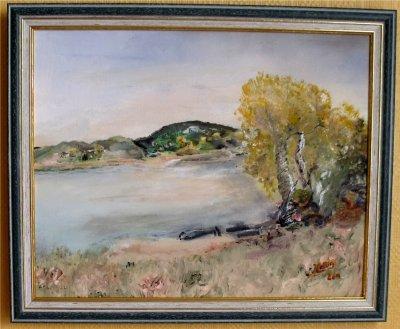 peinture de Jacotte