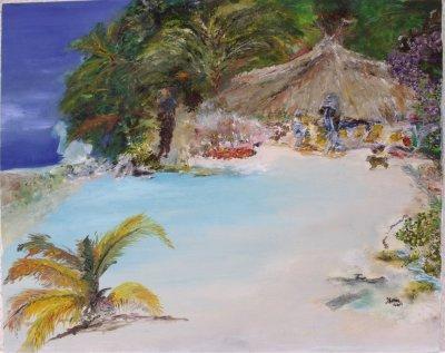 jacotte continue sa peinture
