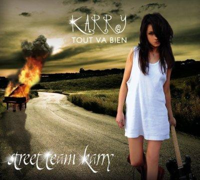 Street Team Karry