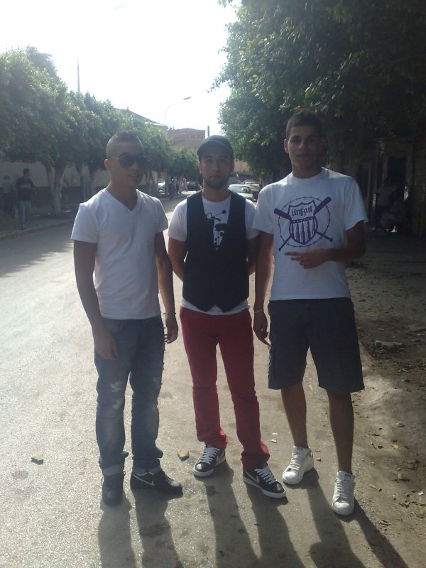 Moii et Brahiim mhabsii et Aoued