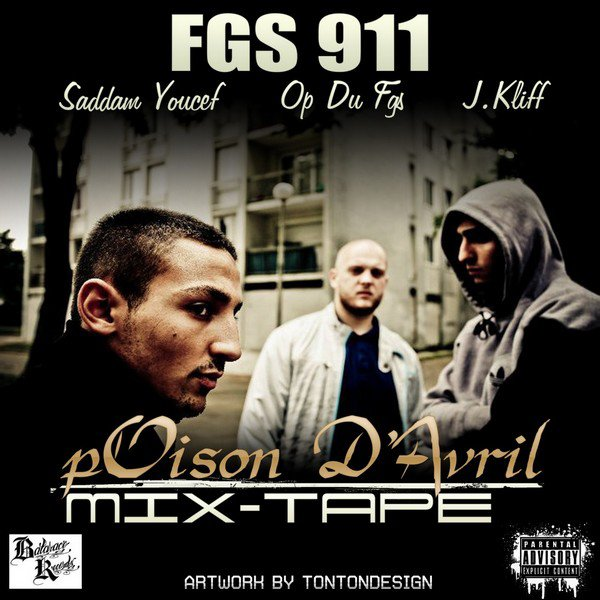 Poison D'avril / FGS 911 - Call 911 (2011)