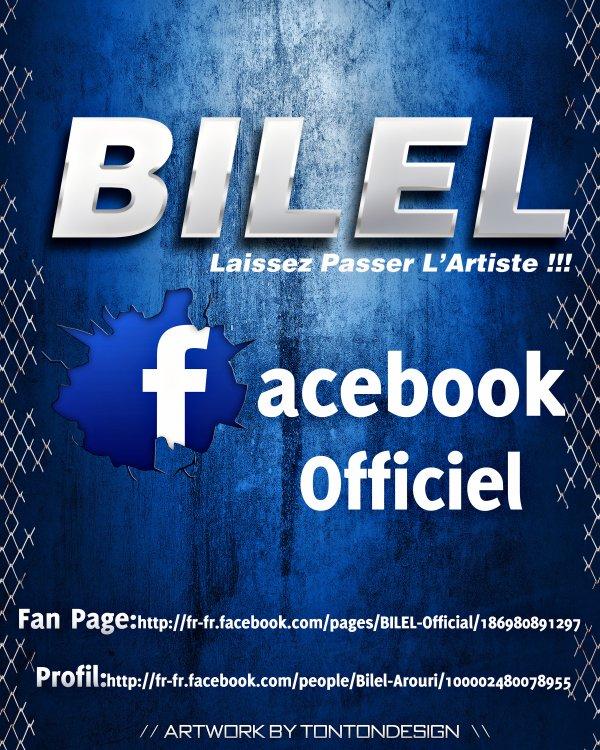 Logo Facebook Officiel Créer Par TONTONDesign Pour BILEL