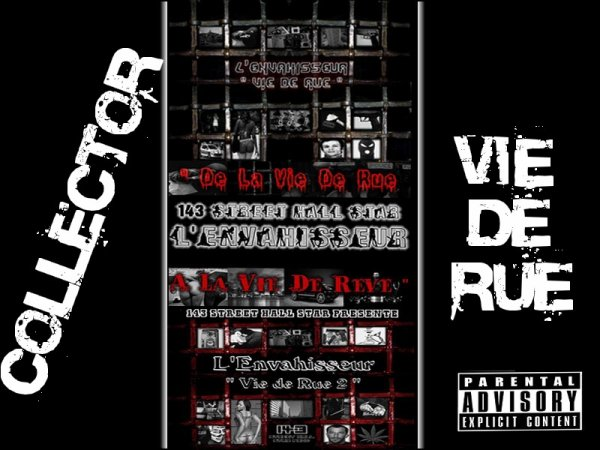 "Mixtape "" Vie De Rue Collector "" ( 2012 )"