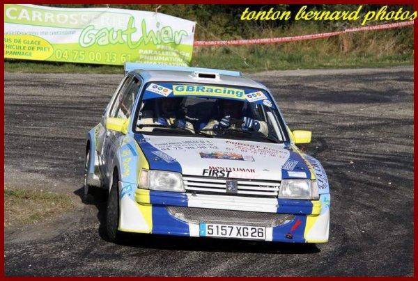 Rallye Du Picodon 2010