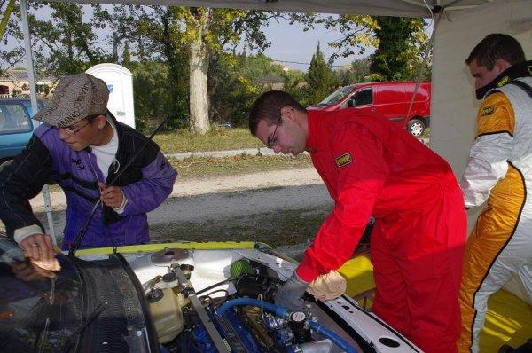 Rallye de Sarrians 2010
