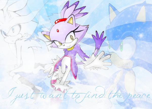 Blaze Love Sonic